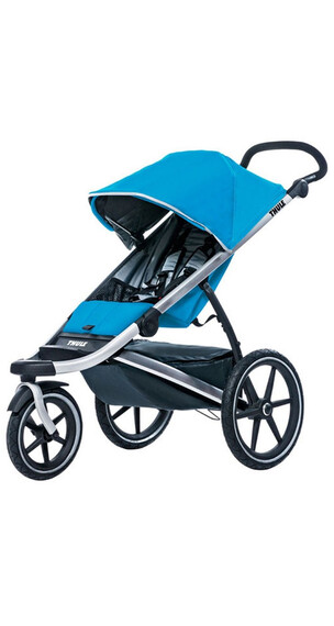 Thule Urban Glide - Cochecito Niños - 1 asiento azul